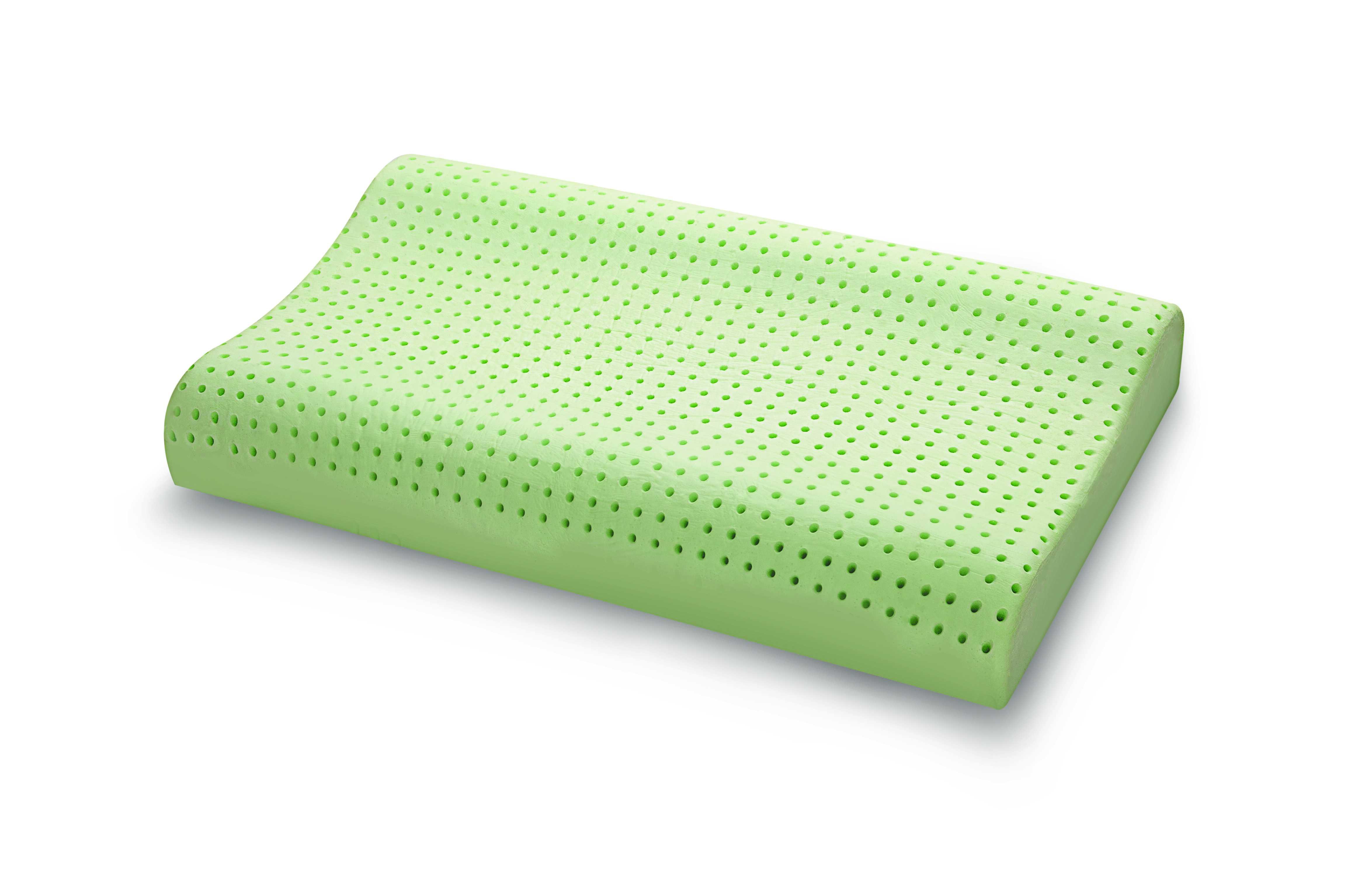 Cuscino Memory Foam Per Cervicale.Saponetta Memory Cervicale